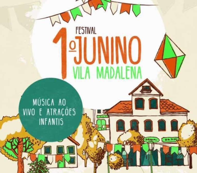 1º Festival Junino da Vila Madalena